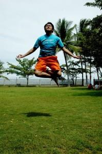 prayer jump