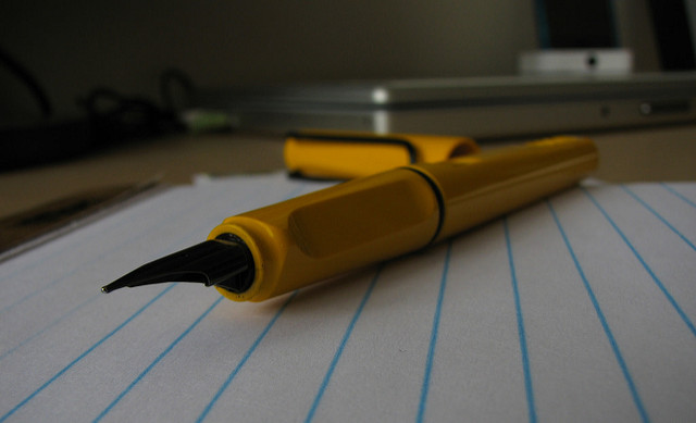 I Lost My Pen, And Why You Should Care