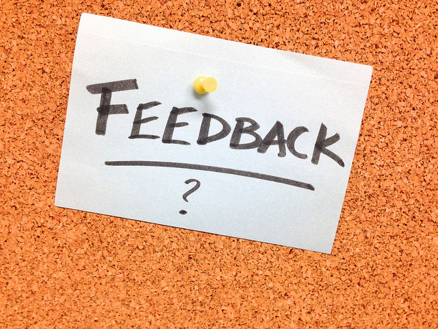 How To Accept Feedback (And Make The Best Use Of It!)